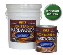Defy Hardwood Stain Review