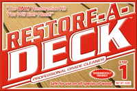 Restore a deck cleaner system review best deck stain for Revive deck cleaner