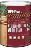 Behr Deck Stain Review