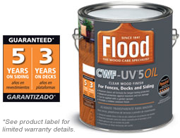 Flood CWF Oil Review