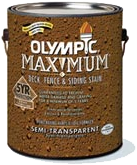 Olympic Maximum Stain Review