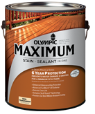 Olympic Maximum Stain Sealant In One Review Best Deck