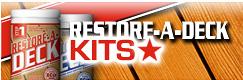 Restore A Deck Kits