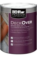 Behr Deckover Stain Review