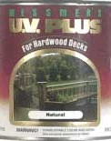 Messmers Hardwood Decking Stain