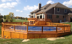 TWP 100 Wood and Deck Stain Review 2013 | Best Deck Stain ...