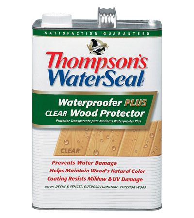 Thompson S Waterseal Finish Review Best Deck Stain Reviews