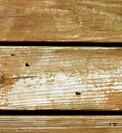 Failing Deck Stain
