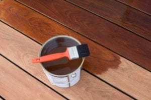 Apply Deck Stain Evenly
