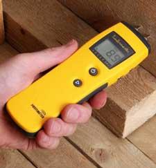 Moisture Meter Decks