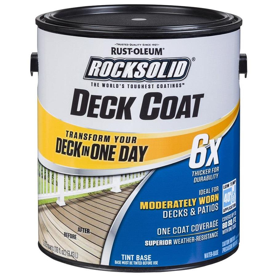 Rust Oleum Rock Solid In A Day Review